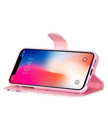 Wallet Case Samsung A8 (2018) black