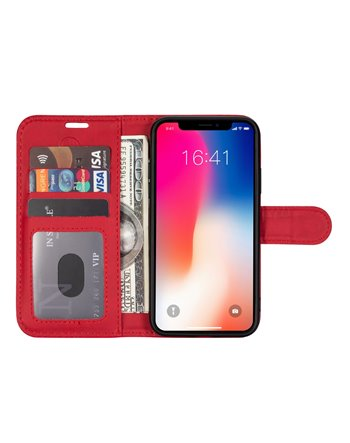 Wallet Case Galaxy S10 Plus RED