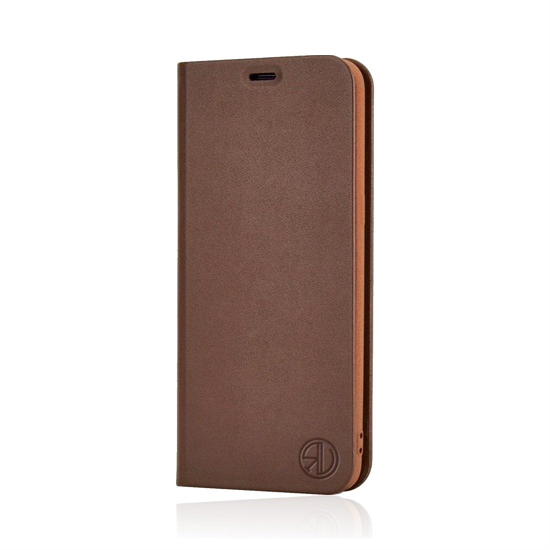 Magnetic Bookcase iPhone 7/8 dark brown