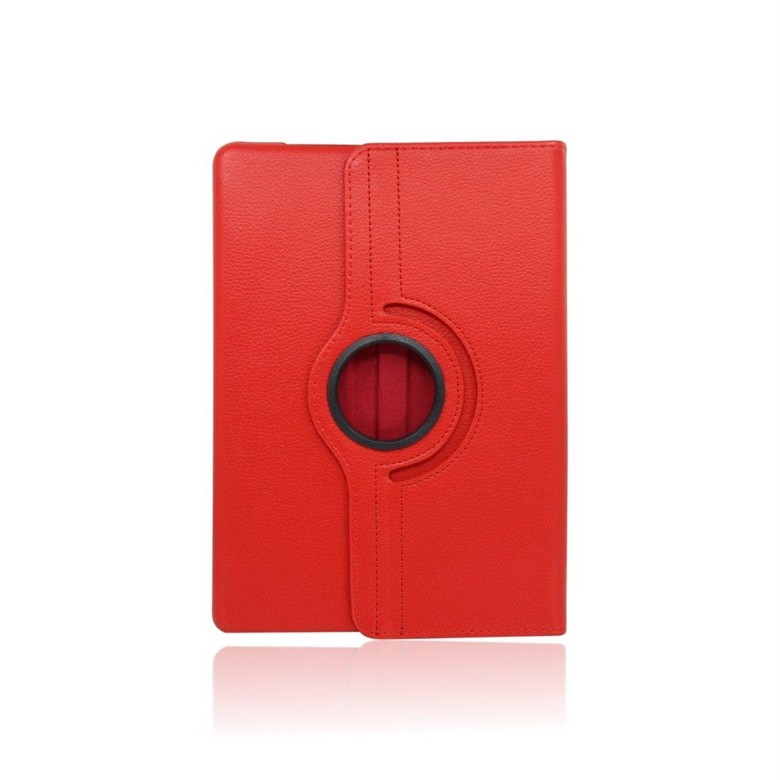 360° case voor ipad 10.5 2019 rood