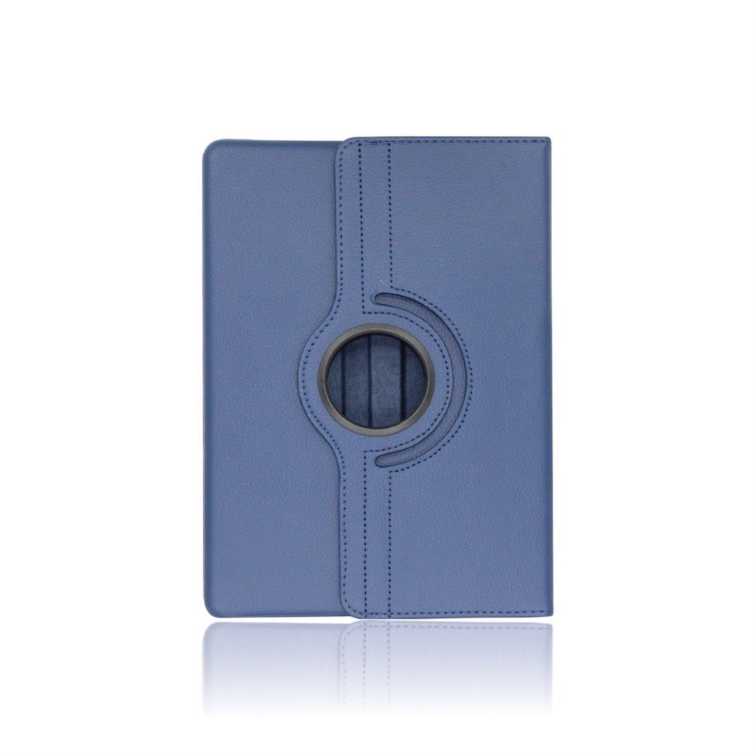 360° case voor ipad 10.5 2019 donkerblauw