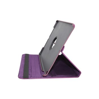 360° case voor ipad 10.5 2019 paars