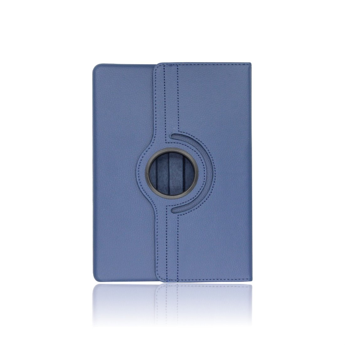 360° case voor ipad 10.2 2019 donkerblauw