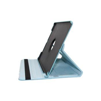 360° case voor ipad 10.2 2019 lichtblauw