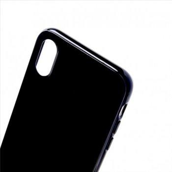 Silicone hoesje Voor iPhone 6/7/8 plus Zwart