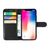 Super Wallet Case Samsung Galaxy S8 Plus Zwart