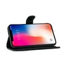 Super Wallet Case Samsung A5 2017 Zwart