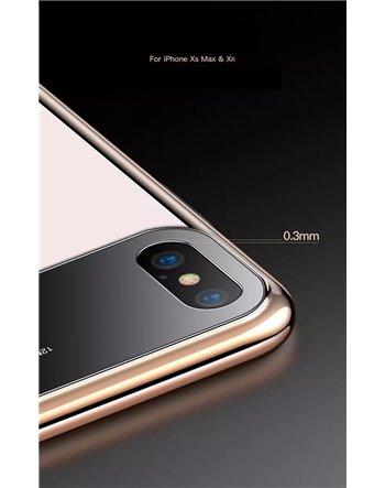 Genuine Leather Book Case iPhone 5G/5S/SE dark brown