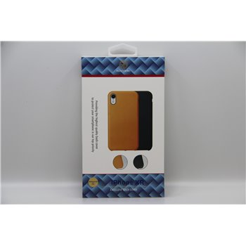 Style Back Cover voor iphone XR BK